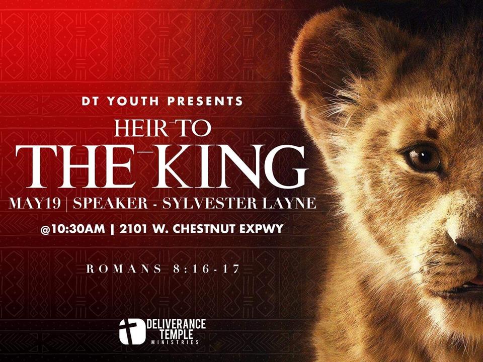 DTM Youth Sunday!!!